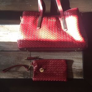 Bags - Minmin Purse with matching coin purse